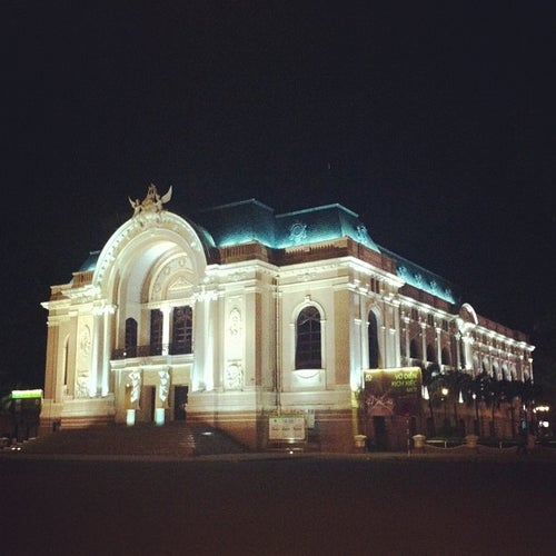 Saigon Opera House
