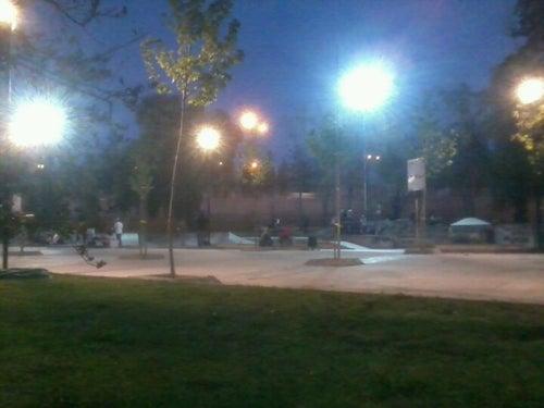 Skatepark Parque O'Higgins