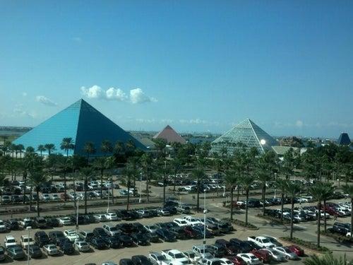 Moody Gardens Discovery Pyramid
