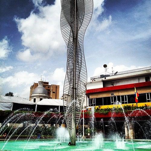 Plaza Diego Ibarra