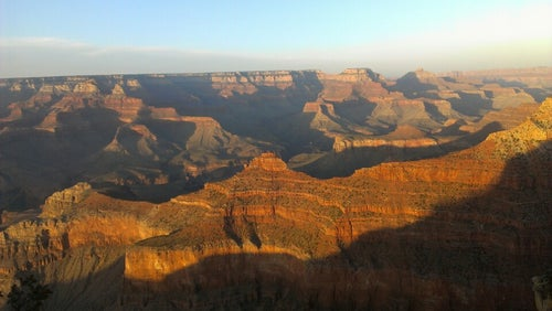 Grand Canyon Park Passes Station