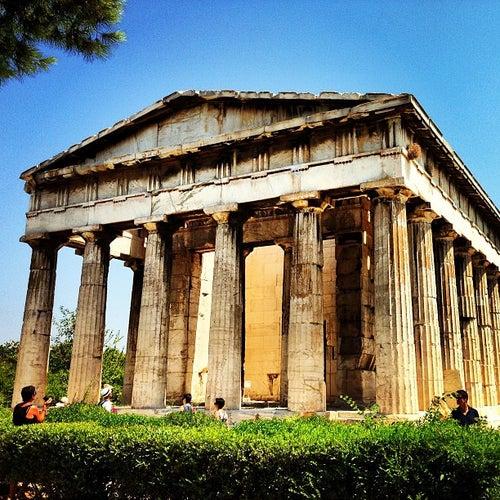 Ναός Ηφαίστου (Temple of Hephaistos)