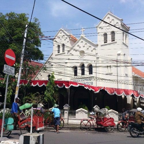 Gereja Katolik St. Antonius