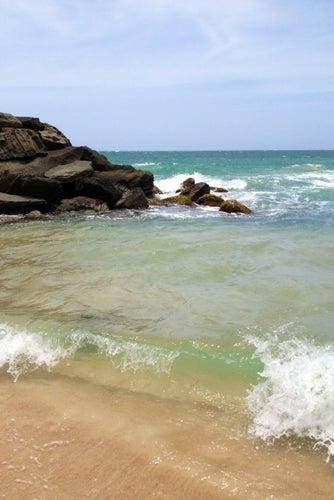 Beach at La Concha Resort