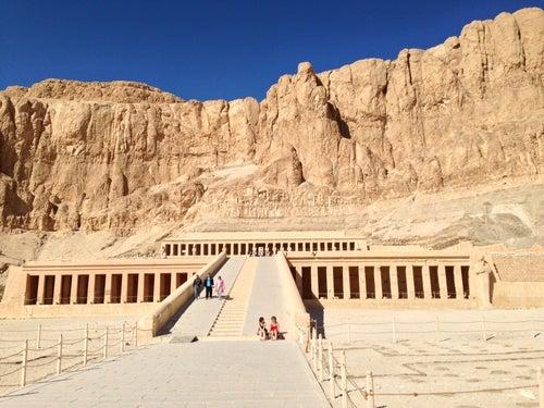 Temple of Hatshepsut   معبد حتشبسوت