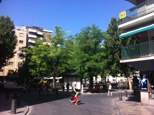 Plaza de Gracia