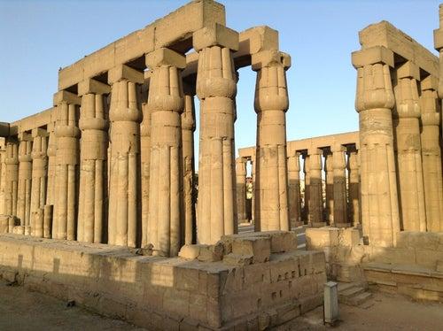 Luxor Temple   معبد الأقصر