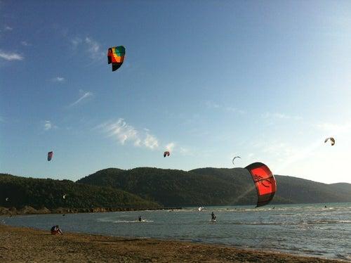 Kite Boarding Gokova