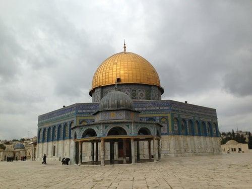 The Temple Mount // القدسي الشريف الحرم // הר הבית