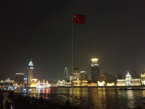 黄浦江 Huangpu River