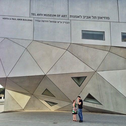 Tel Aviv Museum of Art (מוזיאון תל אביב לאמנות)