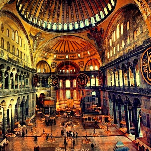 Ayasofya | Hagia Sophia