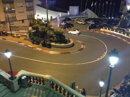 Circuit de Monaco - Courbe De Loews