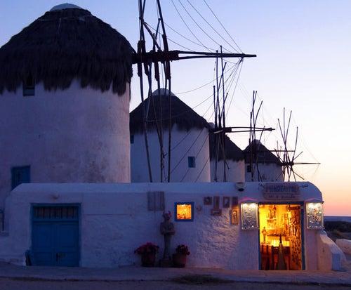 Ανεμόμυλοι Μυκόνου (Mykonos Windmills)