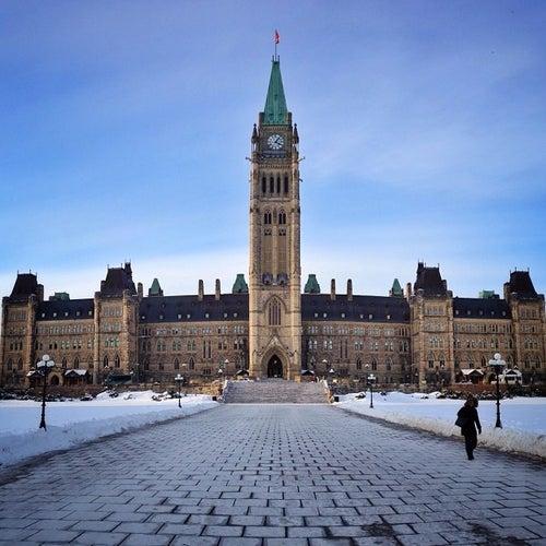 Parliament of Canada - Centre Block