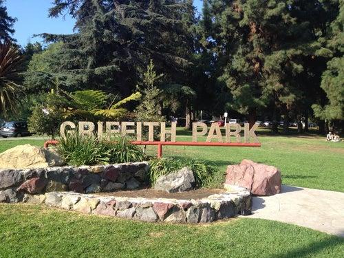 Griffith Park - Western Ave Entrance