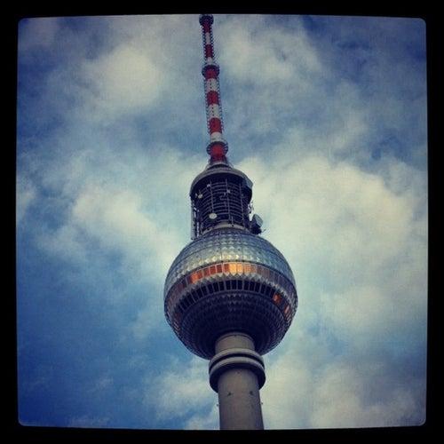 Fernsehturm | TV Tower
