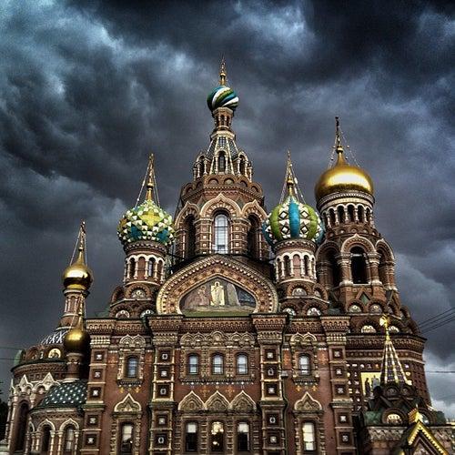 Храм Спаса-на-Крови / Church of the Savior-on-Blood