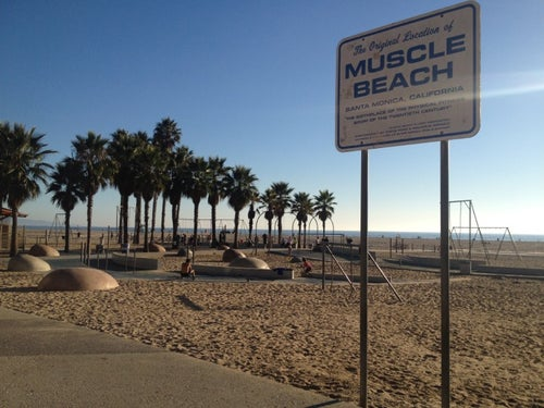 Original Muscle Beach