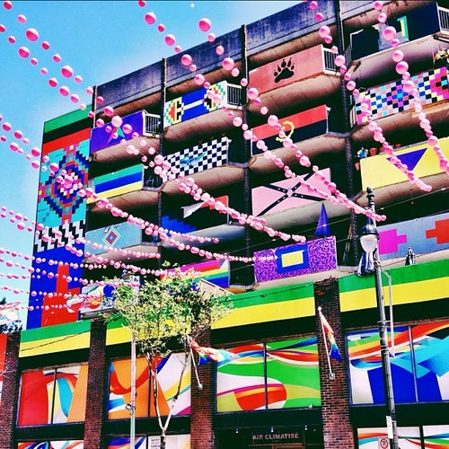 Village Gai / Gay Village