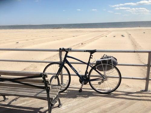 Ocean Parkway Beach