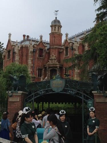 ホーンテッドマンション (Haunted Mansion)