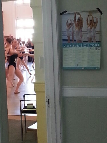 Alonzo King LINES Dance Center