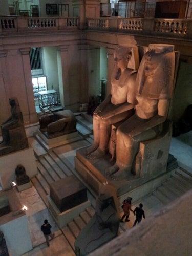 The Egyptian Museum | المتحف المصري
