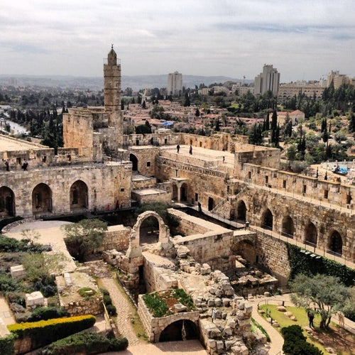 Tower of David (מגדל דוד)