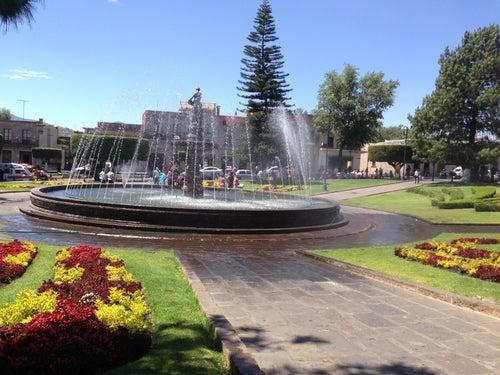 Plaza Villalongin