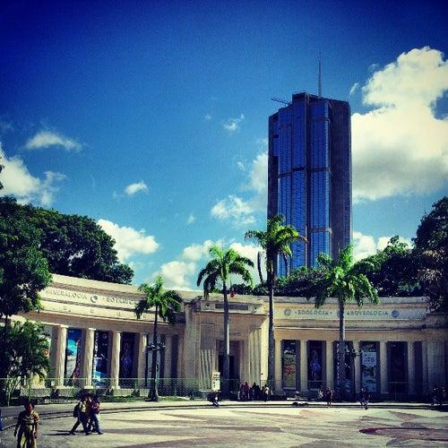 Museo de Ciencias Naturales de Caracas