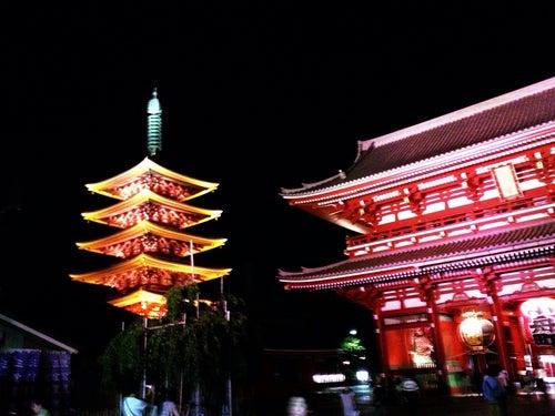 金龍山 浅草寺 (Sensō-ji Temple)