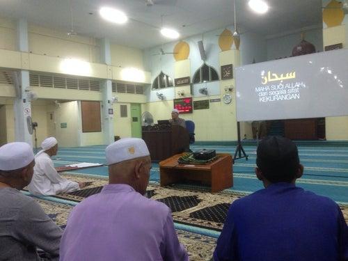 Masjid Sultan Ahmad Shah Pekan