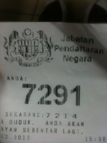 Jabatan Pendaftaran Negara