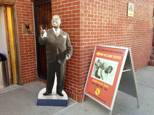 Louis Armstrong House Museum