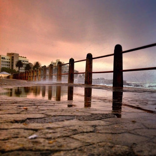 Sea Point Beach Promenade