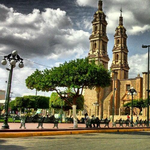 Plaza De Armas De Tepatitlan