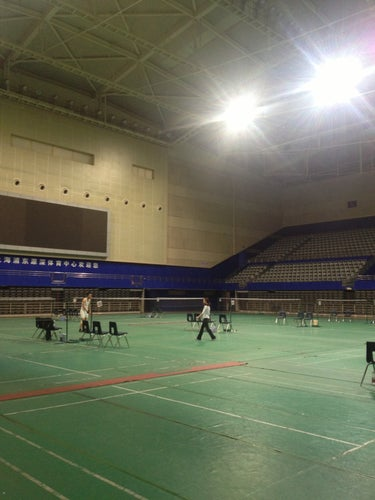 Yuanshen Sports Centre | 源深体育中心