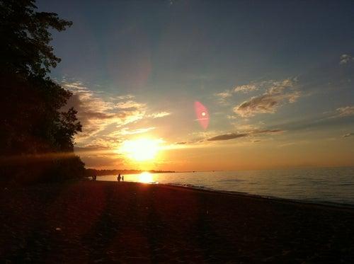 Durand Eastman Beach