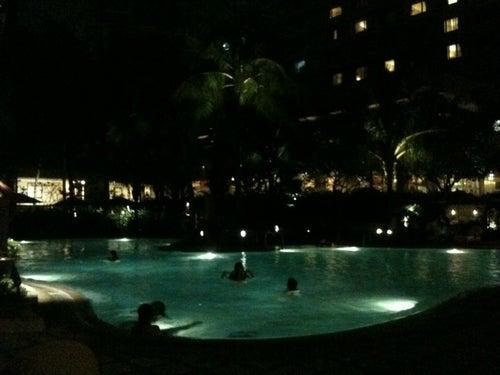 Edsa Shangrila Poolside