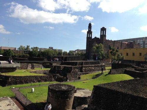 Zona Arqueológica Tlatelolco