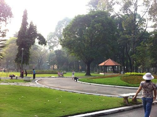Công viên Tao Đàn | Tao Dan Park