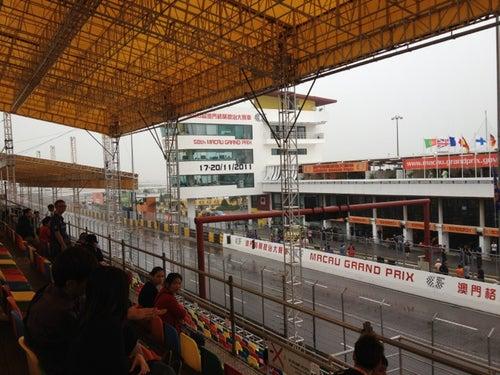 Macau Grand Prix Track 澳門格蘭披治大賽車賽道