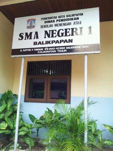 SMA Negeri 1 Balikpapan
