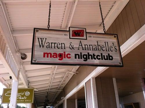 Warren & Annabelle's Magic Nightclub