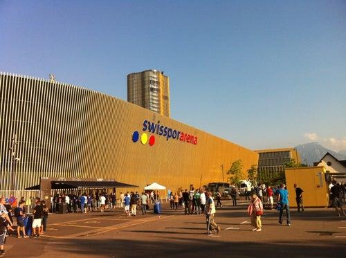 Swisspor Arena