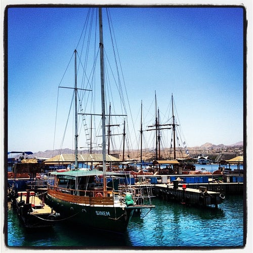 Eilat Yacht Marina