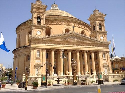 Rotunda of St Marija Assunta (The Mosta Dome)