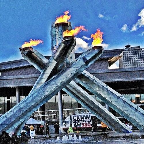 Vancouver 2010 Olympic Cauldron