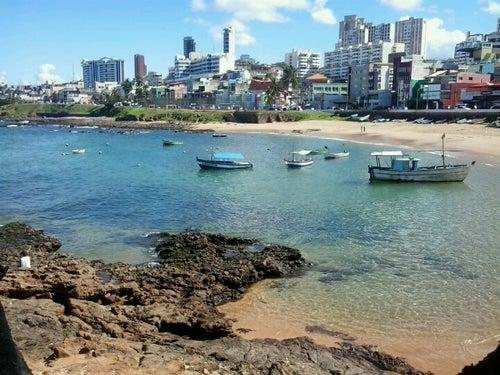 Praia do Rio Vermelho